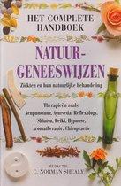Het complete handboek natuurgeneeswijzen