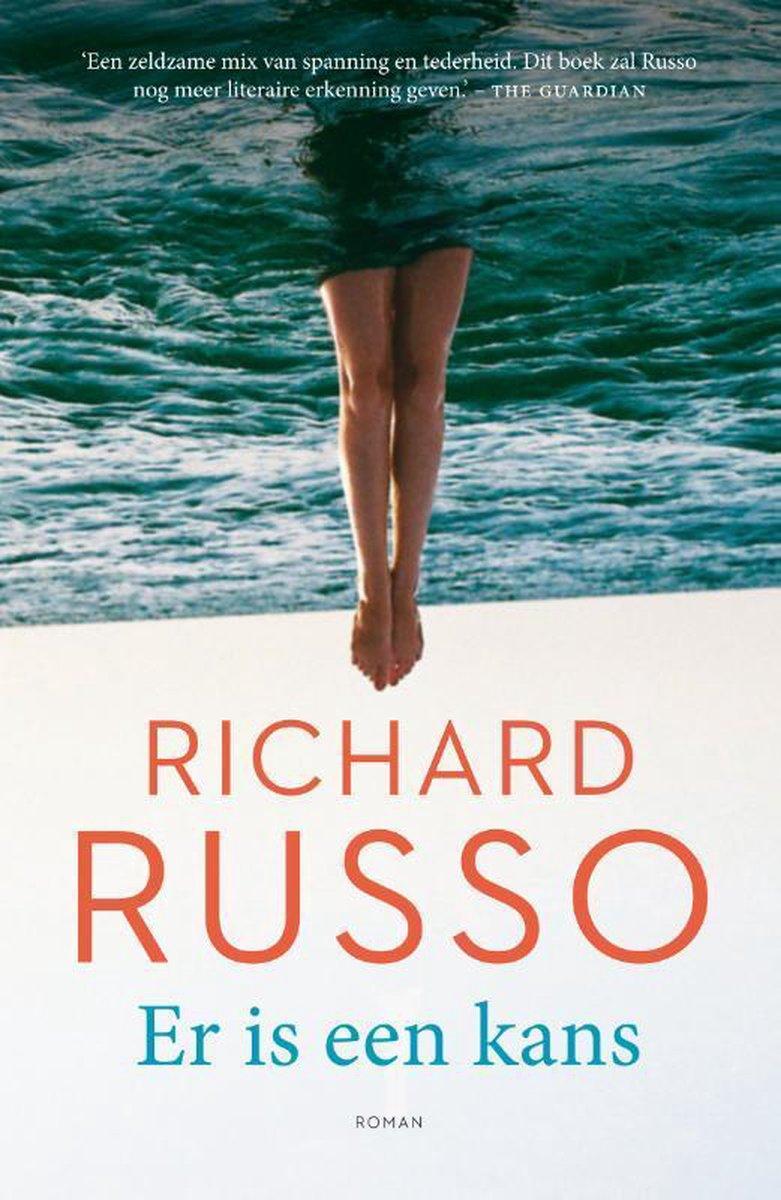 bol.com   Er is een kans, Richard Russo   9789056726546   Boeken
