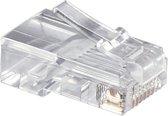 10x RJ45 UTP Cat5e stekkers / stekker / netwerkstekker / datastekkers