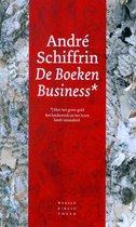 Boek cover De Boekenbusiness van André Schiffrin