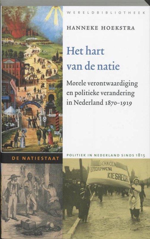 De Natiestaat 10 - Het hart van de natie - Hanneke Hoekstra  