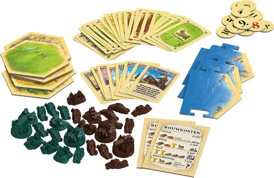 Catan 5 en 6 Spelers uitbreiding - 999 Games