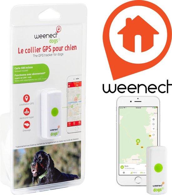 Weenect - DOGS² GPS tracker voor honden