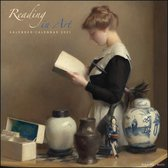 Reading in Art maandkalender 2021