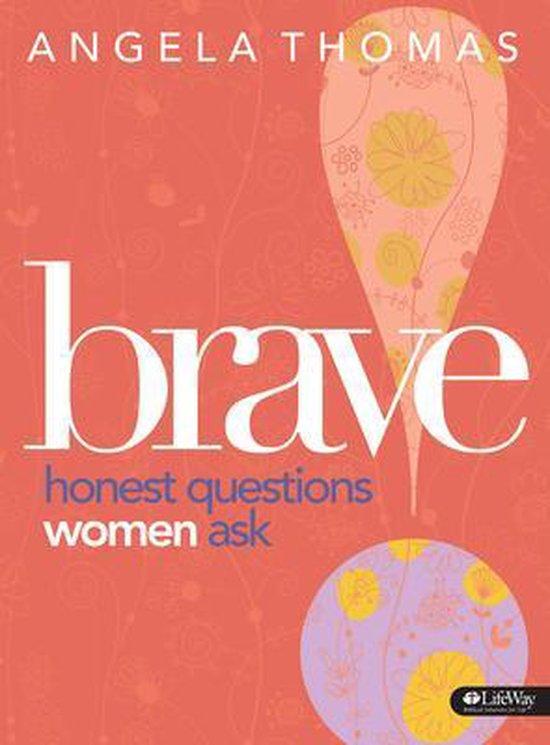 Brave - Bible Study Book