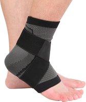 Boersport ® | Orthopedische enkelbrace tijdens sporten | Enkelbandage maat 38-41 | L
