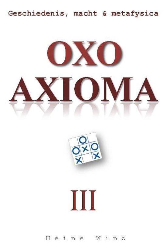 Oxo Axioma 3 - Heine Wind | Fthsonline.com