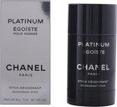 CHANEL PLATINUM ÉGOÏSTE DEODORANT STICK 75 ml Mannen Stickdeodorant 60 g