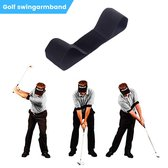 Swingz® Golf swing trainer - Golf accessoires - Zwart