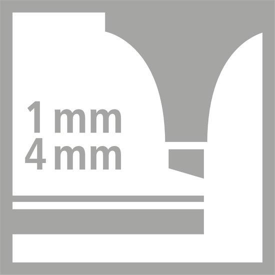 STABILO Swing Cool Pastel - Markeerstift - Perfect Voor Onderweg - Etui Met 6 Pastel Kleuren