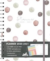 Schoolagenda Hobbit planner D2 2020 - 2021 (formaat A5+)