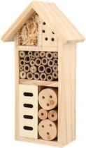 Insectenhotel - Insectenhuis - Bijenhotel - Kleine Versie - Natuurlijk - Tuindecoratie - Wanddecoratie