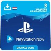 PlayStation Now: 3 Maanden Abonnement -  NL