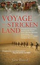 Omslag Voyage to a Stricken Land