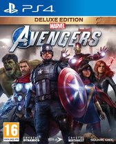 Marvel's Avengers - Deluxe Edition - PS4