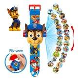 PAW Patrol Projector Horloge - Digitale Kinder Horloge - Speelgoed Watch - Marshall - Chase
