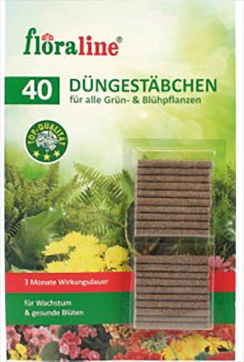 Plantenvoeding 40 staafjes