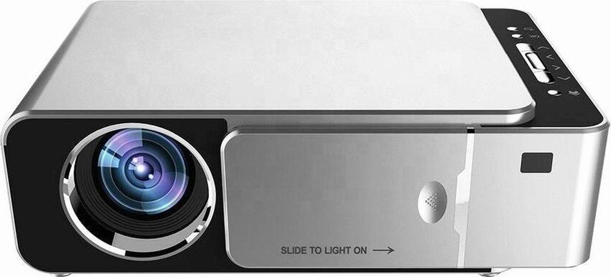 Beamer   Full HD 1080P Ondersteuning   Wifi   Verbinden met telefoon - Airplay - 3500 Lumen