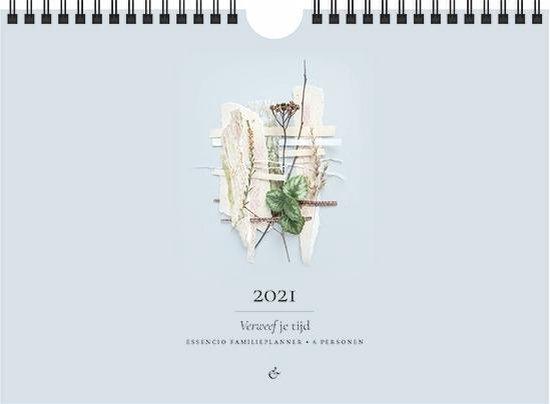 Afbeelding van Essencio Familieplanner 2021 (Vrolijk Familieplanner)