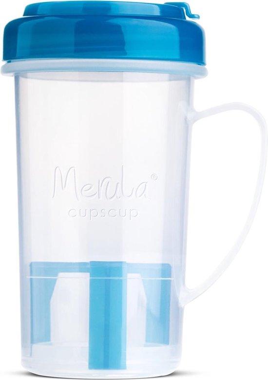 Merula Cupscup - sterilisator - magnetron reiniger voor menstruatiecup