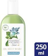 Dove Powered by Plants Douchegel Oil Body Wash Eucalyptus - 250 ml