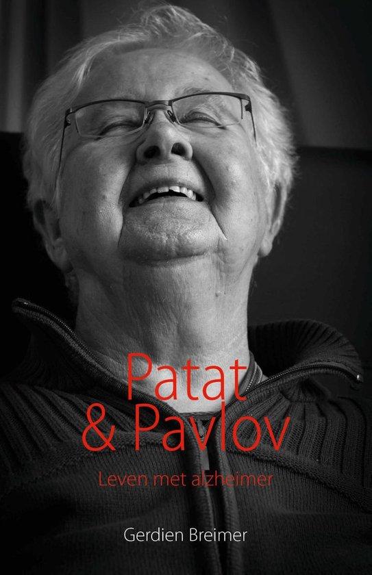 Boek cover Patat & Pavlov van Gerdien Breimer (Onbekend)