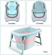 Rudolphy - 3 in 1 opvouwbaar babybadje - 0 tot 12 jaar - kinderbad - babybad