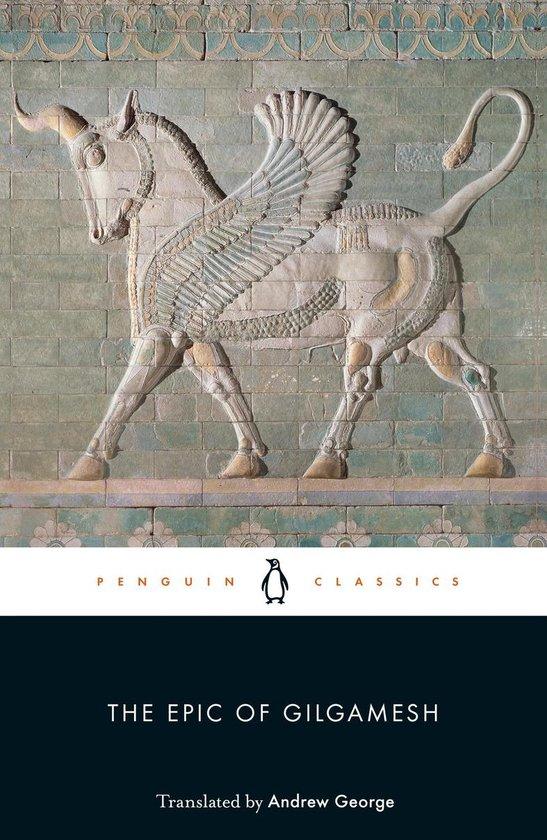 Boek cover The Epic of Gilgamesh van Andrew George (Paperback)