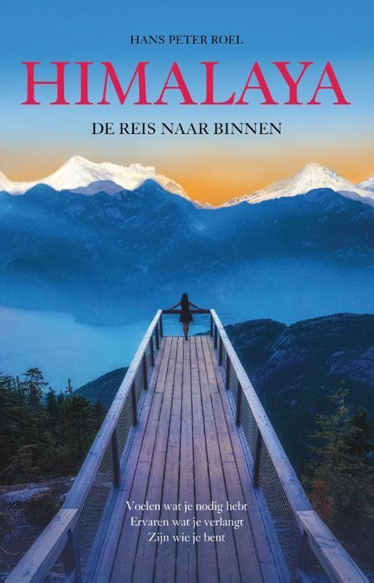 Boek cover Himalaya van Hans Peter Roel (Paperback)
