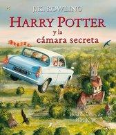 Harry Potter Y La Camara Secreta. Edicion Ilustrada / Harry Potter and the Chamber of Secrets