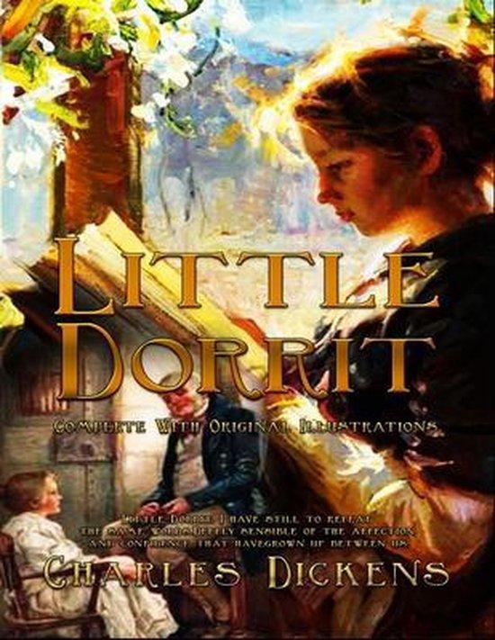 Little Dorrit: Complete With Original Illustrations