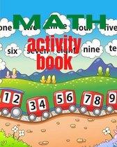 Math activity book