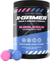 X-Gamer Bubblicious Flavour Energy Drink - 60 Serving