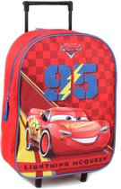 Disney Cars 3 Ride The Circuit Reiskoffer - 15,2 l - Rood