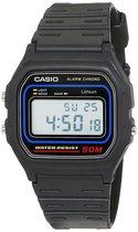 Casio - W-59-1VQES - Heren - Horloge - 34 mm