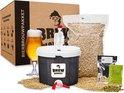Brew Monkey Bierbrouwpakket - Basis Blond bier - Zelf bier brouwen - Bier brouwen startpakket - origineel cadeau - kerstcadeau