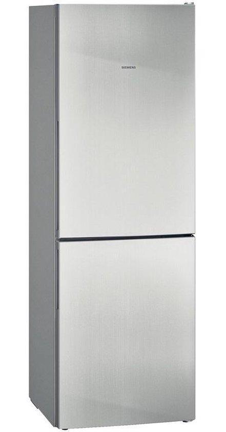 Koelkast: Siemens KG33VVL31 - iQ500 - koel-vriescombinatie - RVS, van het merk Siemens