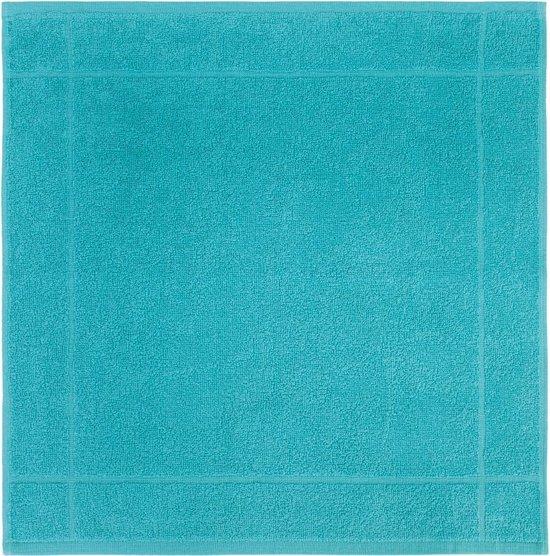 Clarysse Keukendoek Blauw 50x50cm 6 stuks