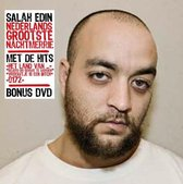 CD + DVD - Nederlands Grootste Nachtmerrie - Salah Edin  - Featuring:  Opgezwolle / Mr. Probz / Appa / Kempi / Stickz / Winne