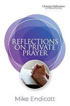 Reflections on Private Prayer