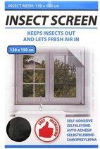 Raam hor - zelf klevende raam hor - horrengaas - op maat te maken raam hor - hor voor raam - horren voor raam
