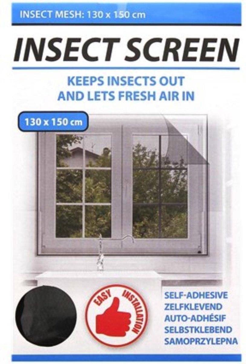Raam hor - zelf klevende raam hor - horrengaas - op maat te maken raam hor - hor voor raam - horren
