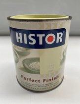 "HISTOR - Perfect Finish - Zijdeglans LAK - Houtverf 0.75L ""JONG 6707"""