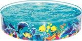 Bestway Kinderbad fixpool Zwembad - 183 x 38 cm vissen