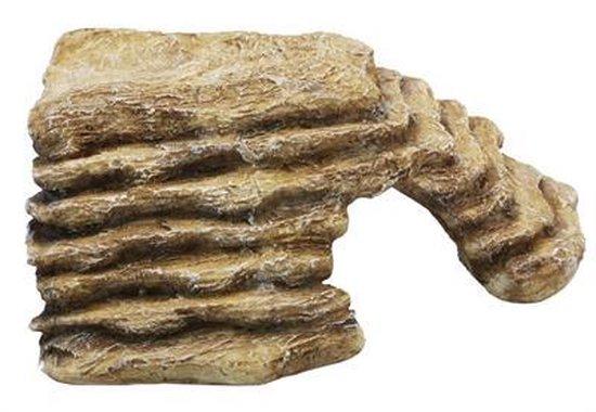 Komodo Hoektrap met Uitsparing - Large - Zand - Komodo