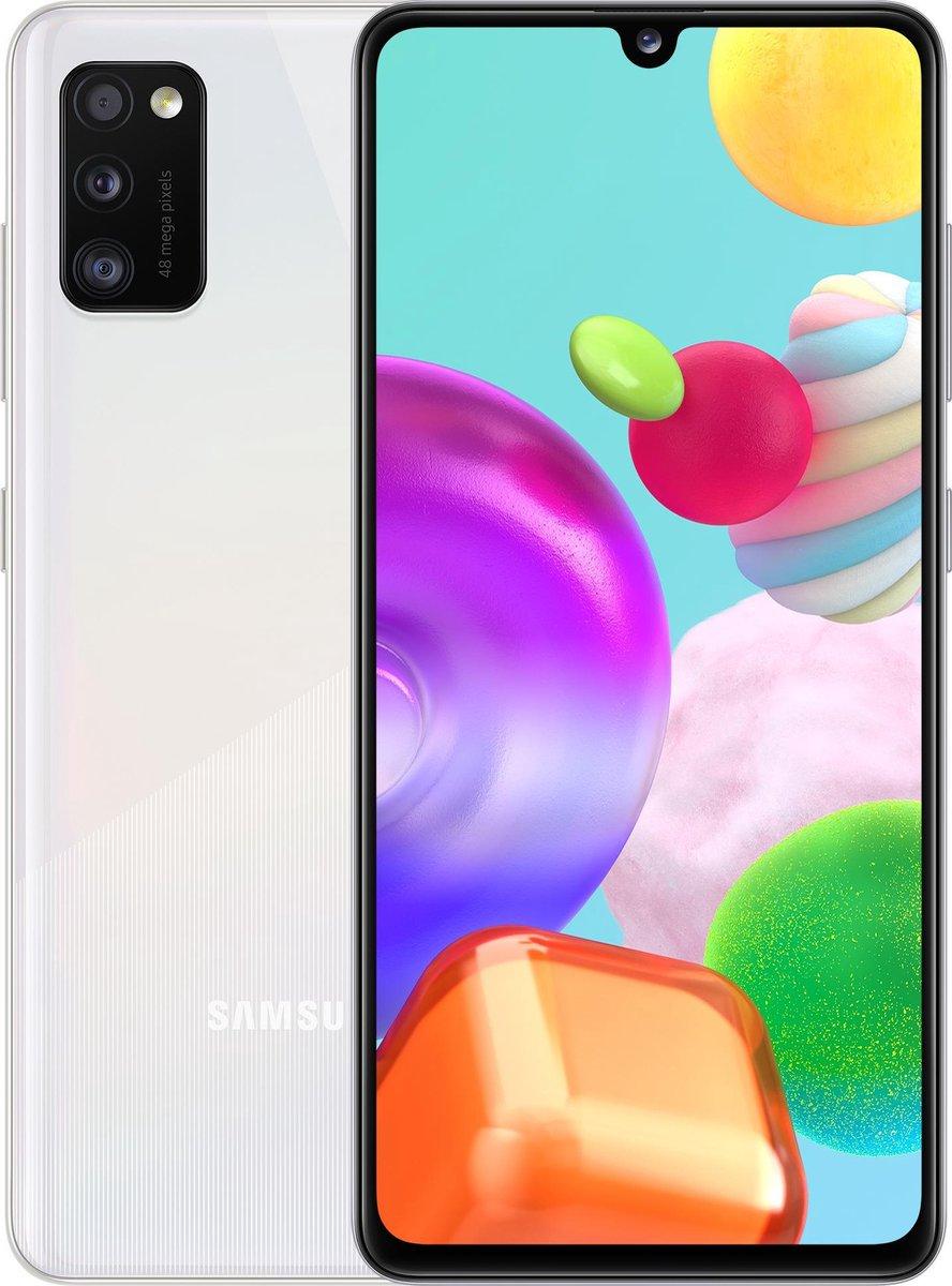 Samsung Galaxy A41 - 64GB - Wit kopen