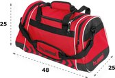 hummel Sheffield Bag Sporttas - Rood - Maat One Size