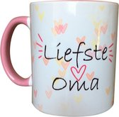 Liefste oma thee mok   2021 Collectie