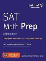 Boek cover SAT Math Prep van Kaplan Test Prep