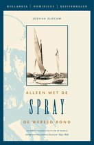 Alleen met de ''Spray'' de wereld rond
